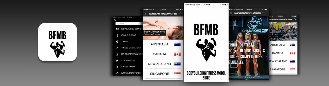 BFMB - BodyBuilding Fitness Model BIBLE