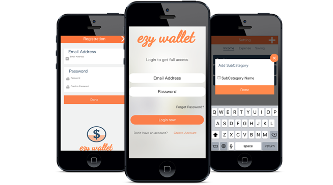Easy Wallet - Expenses and Income Tracker