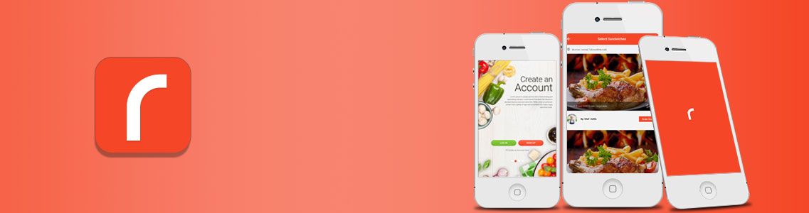 Renion : Kitchen & Chef Food Delivery Application