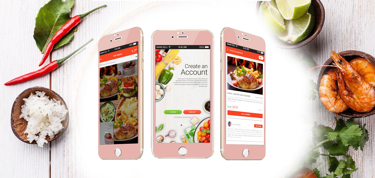 Food Delivery App: OMSOFTWARE