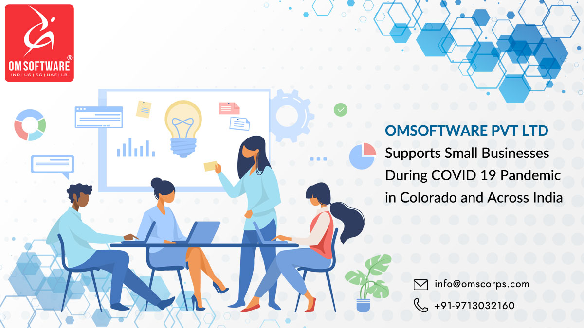 OM Software Internet Solutions Private Limited,Pune,Covid 19,Mobile app